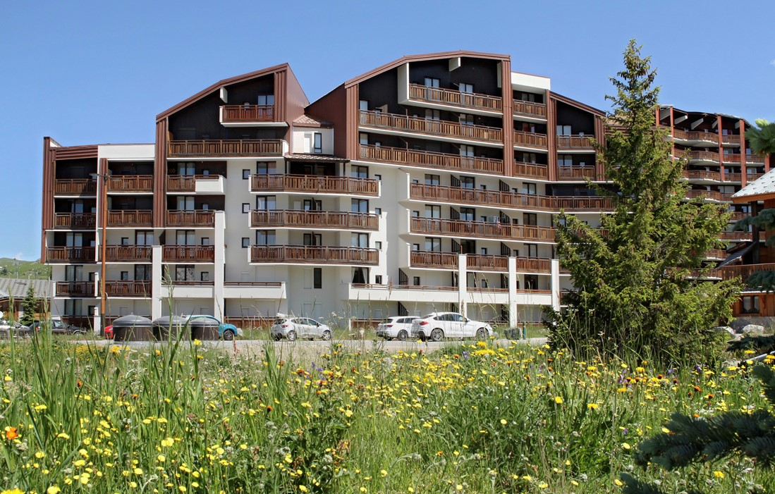 L'Alpe d'Huez - Résidence Odalys Le Christiania