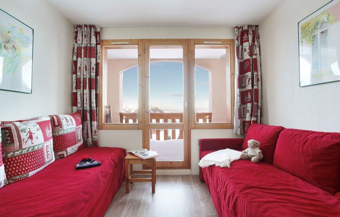 Belle Plagne - Résidence Odalys La Licorne : Intérieur d'un logement