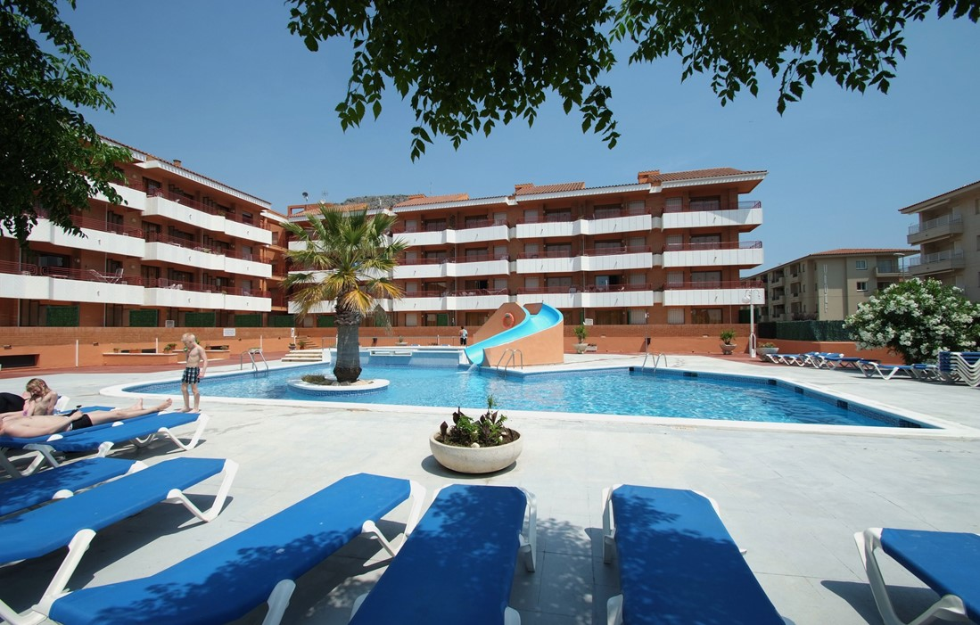 Spain - Estartit - Residence Sa Gavina Gaudi