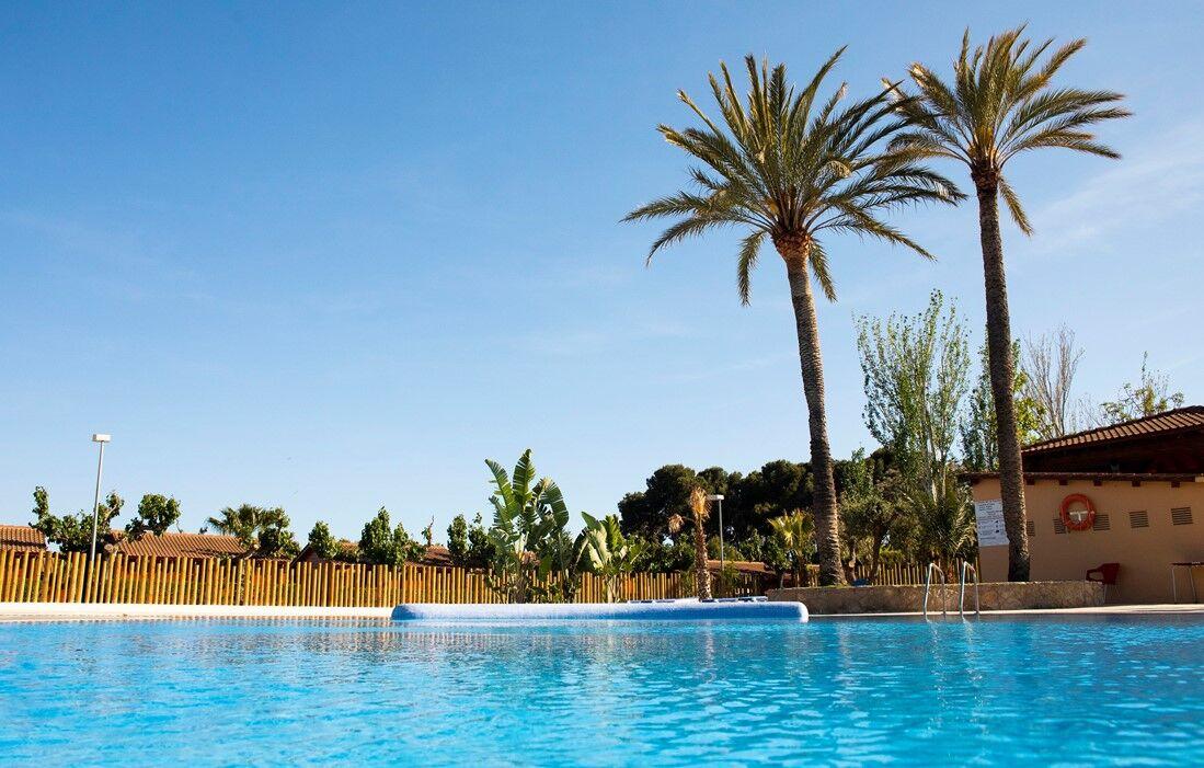 Cambrils - Camping La Llosa : Outdoor swimming pool