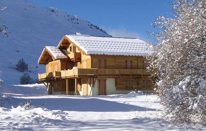 Les Deux Alpes - Odalys Chalet Lou Crouet