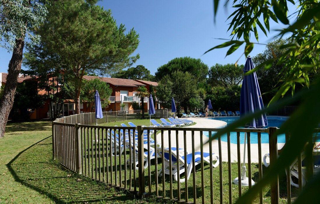 Location Vacances Capbreton - Résidence Amarine