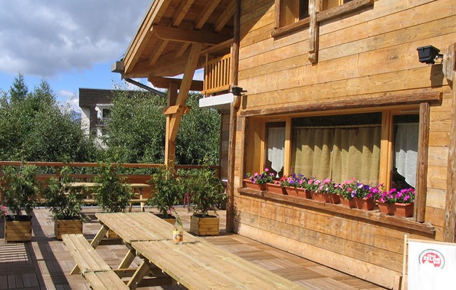 Les Deux Alpes - Chalet Odalys Chantelouve
