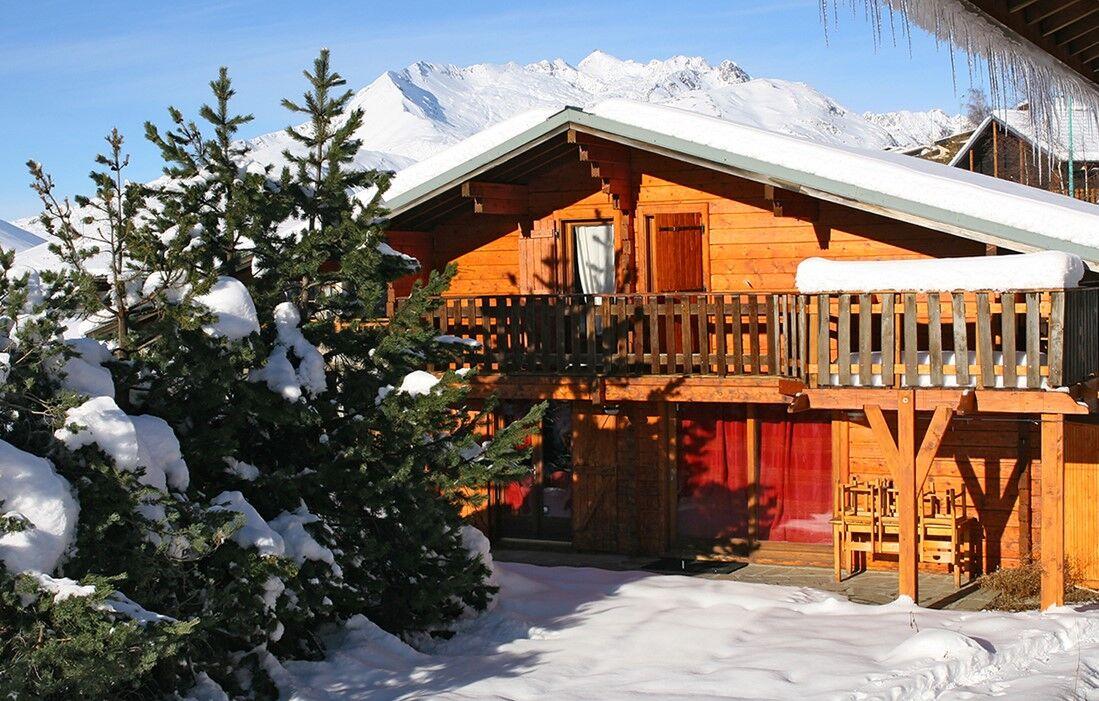 Les Deux Alpes - Chalet Odalys Soleil d'Hiver