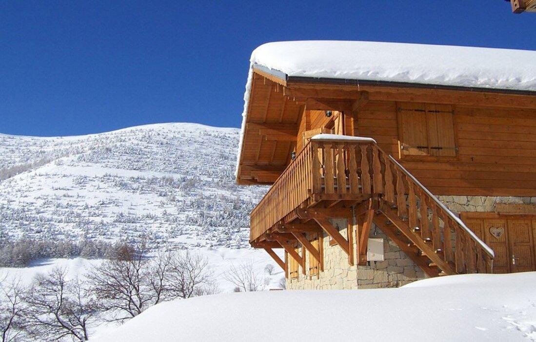 L'Alpe d'Huez - Chalet Odalys Les Sapins