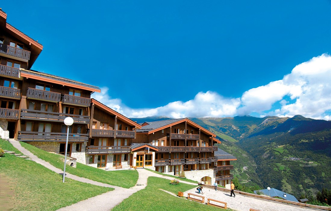 Courchevel - Odalys Residence Les Brigues