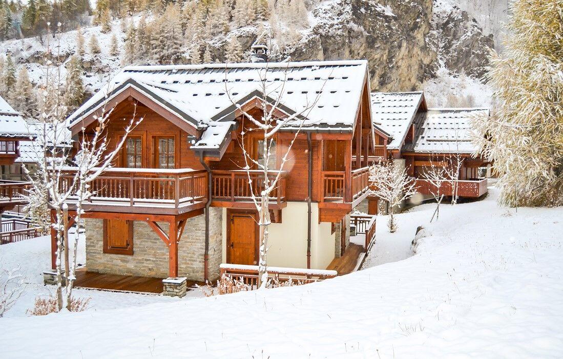 Valloire - Chalet Odalys Alpenroc