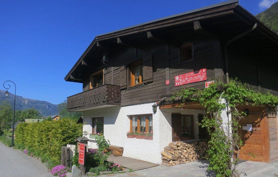 Chamonix - Chalet Odalys La Tannière