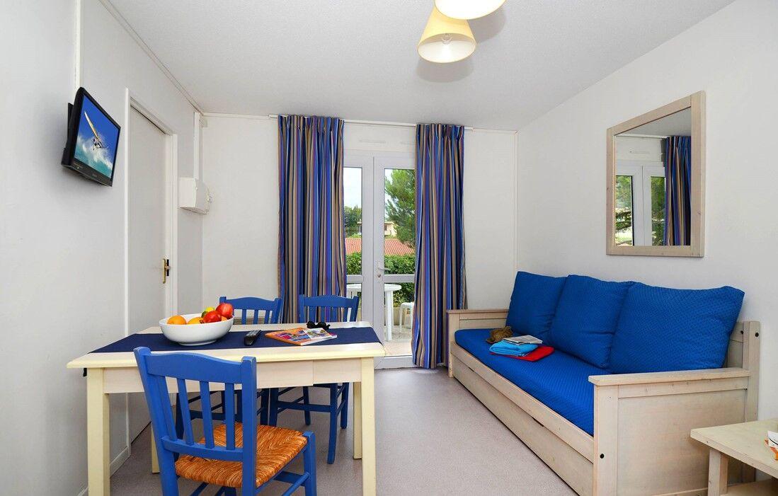 Carnoux en Provence - Résidence Odalys Debussy : Intérieur d'un logement