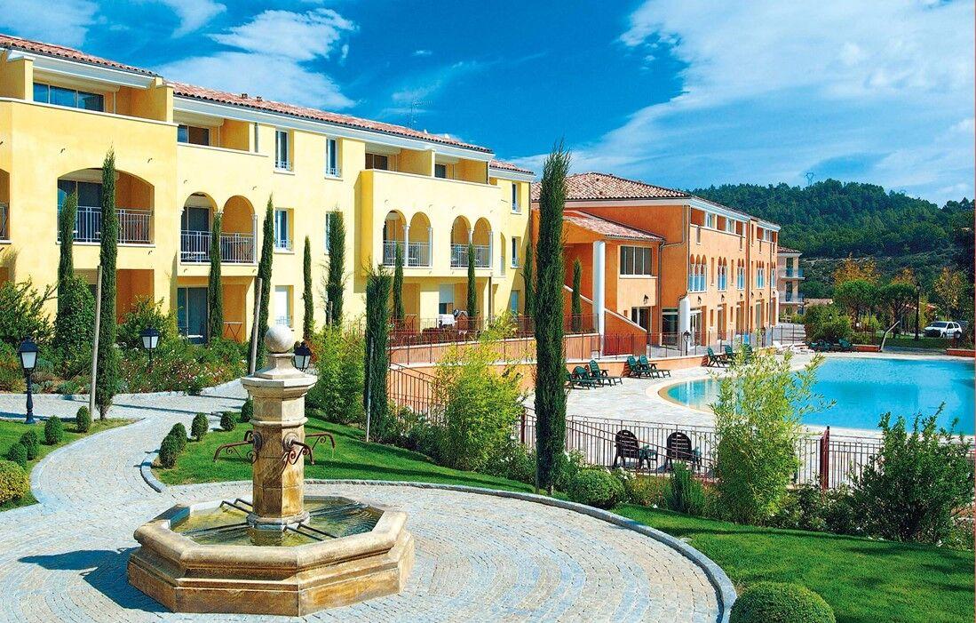Gréoux les Bains - Résidence Odalys La Licorne de Haute Provence