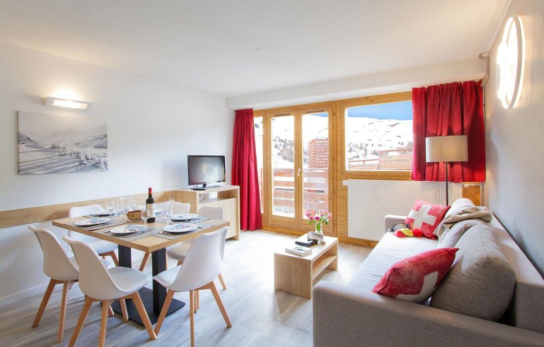 Plagne Centre - Odalys Residence Le Pelvoux