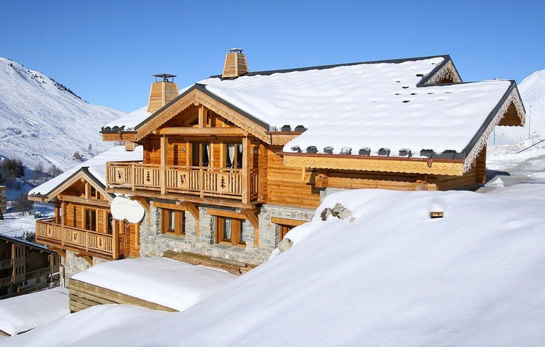 Les Deux Alpes - Chalet Odalys Leslie Alpen