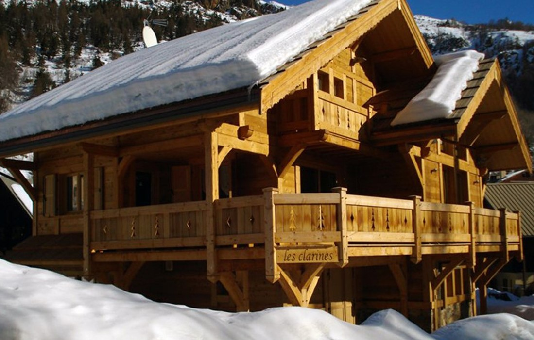 Serre chevalier - Odalys Chalet Les Clarines