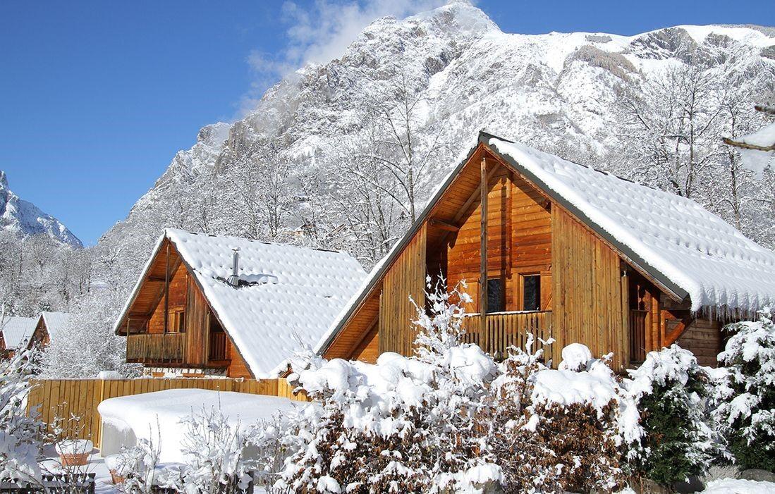 Les Deux Alpes - Chalet Odalys Le Pleynet