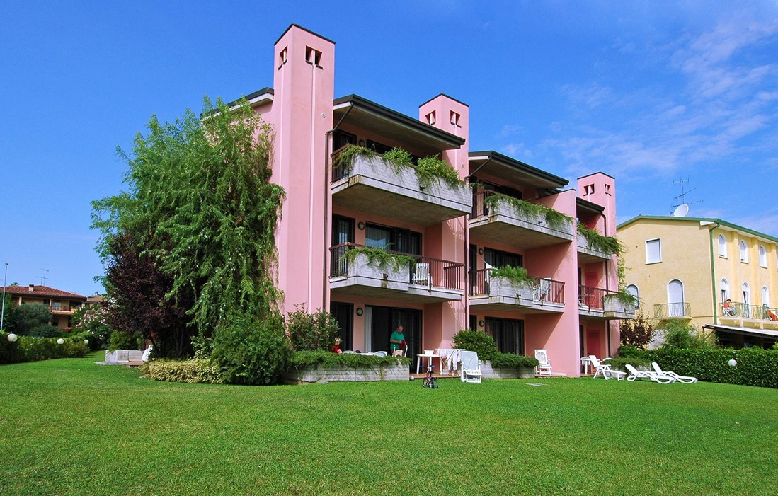 Italy - Colombare di Sirmione - Residence Virgilio