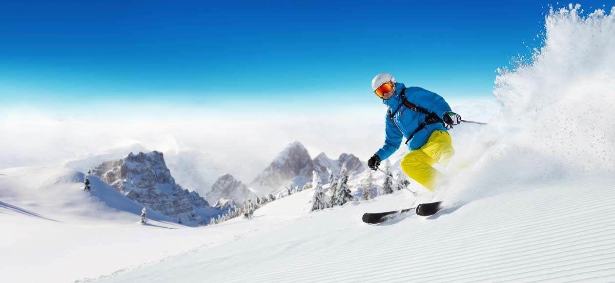 Discount ski & snowboard hire