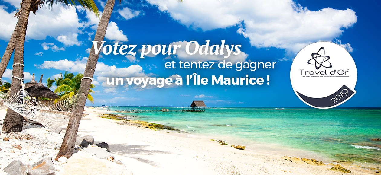 Odalys Vacances - Travel d'Or 2019