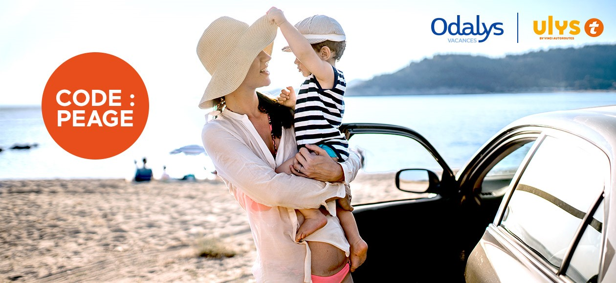 Conditions de l'offre Odalys Vacances - VINCI Autoroutes - ETE 2019