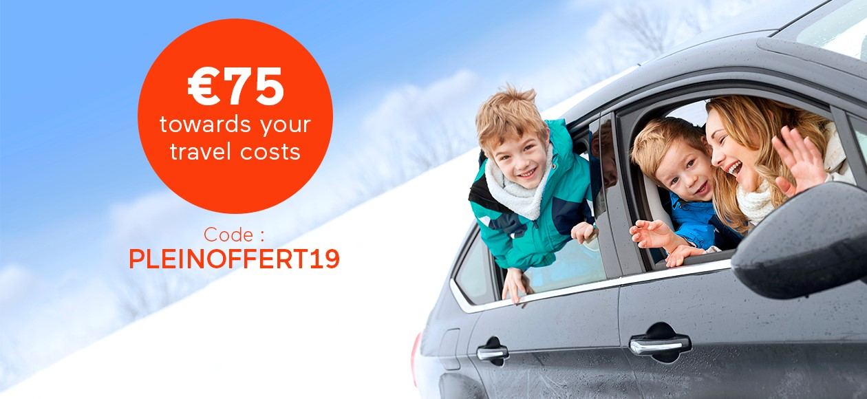 Terms & Conditions Odalys Special Offer Winter Holidays 2019/20