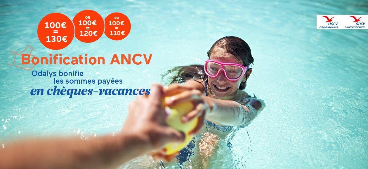 Conditions Bonification ANCV Odalys Vacances