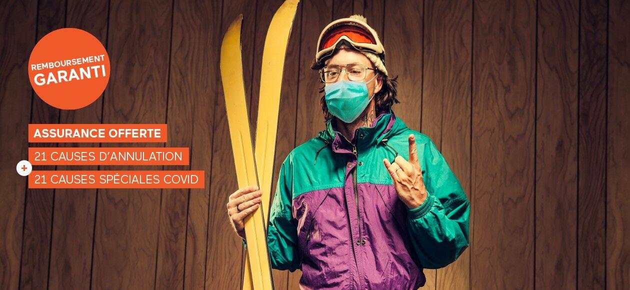 Conditions Offre Partez Skier