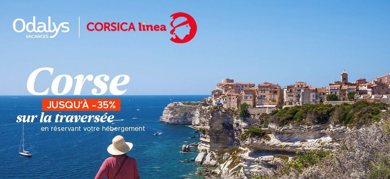 Conditions Partenariat Odalys Vacances Corsica Linéa