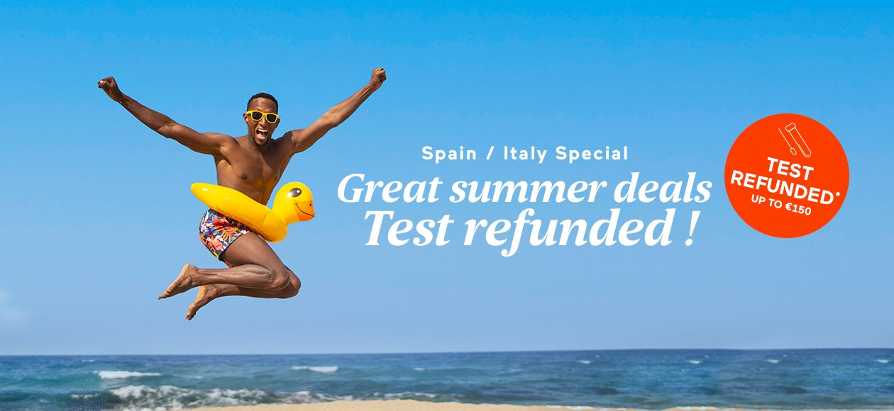 Conditions Great Summer Deals test refunded