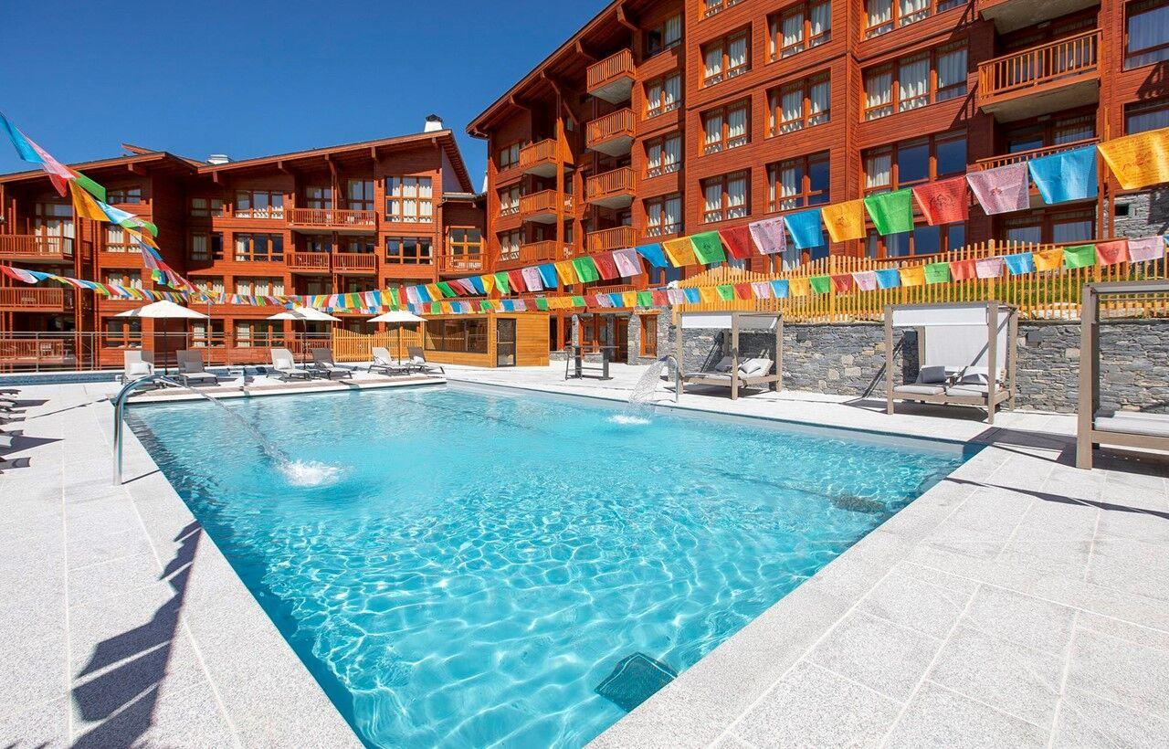 Holiday Rentals In Prestige Apartment Northern Alps, Savoie | Les Arcs  Odalys Prestige Residence Edenarc