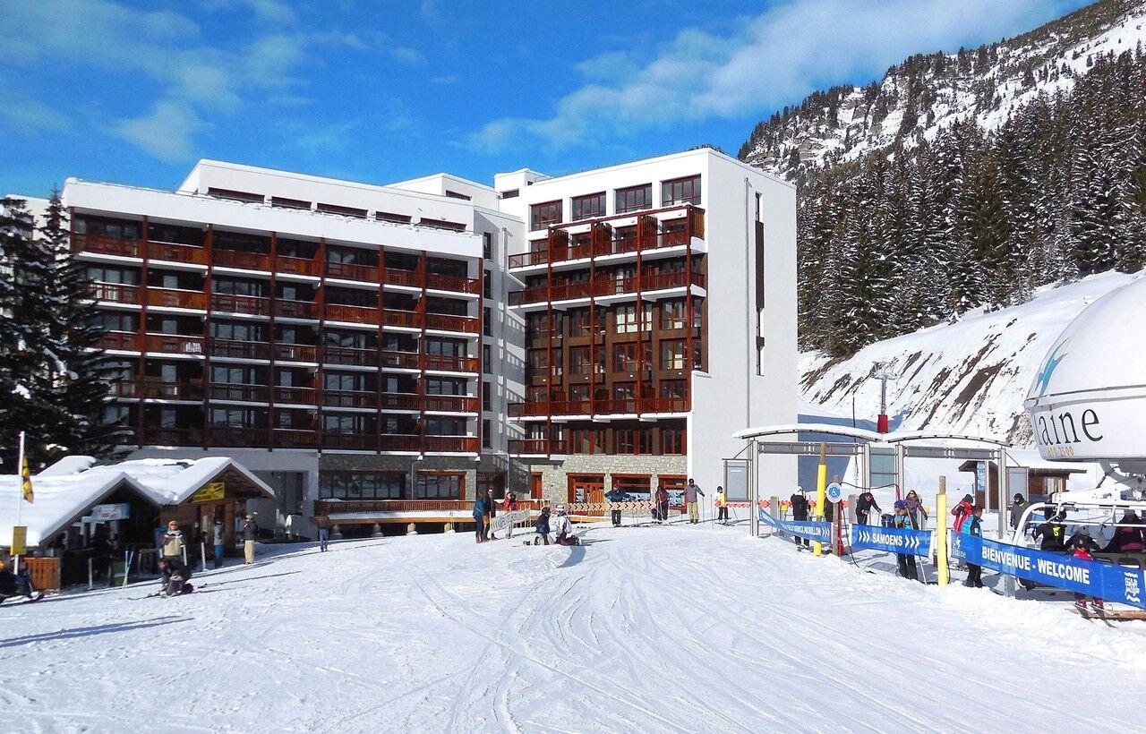 Prestige Residence Le Panoramic, Flaine - Ski Holiday Rentals Odalys