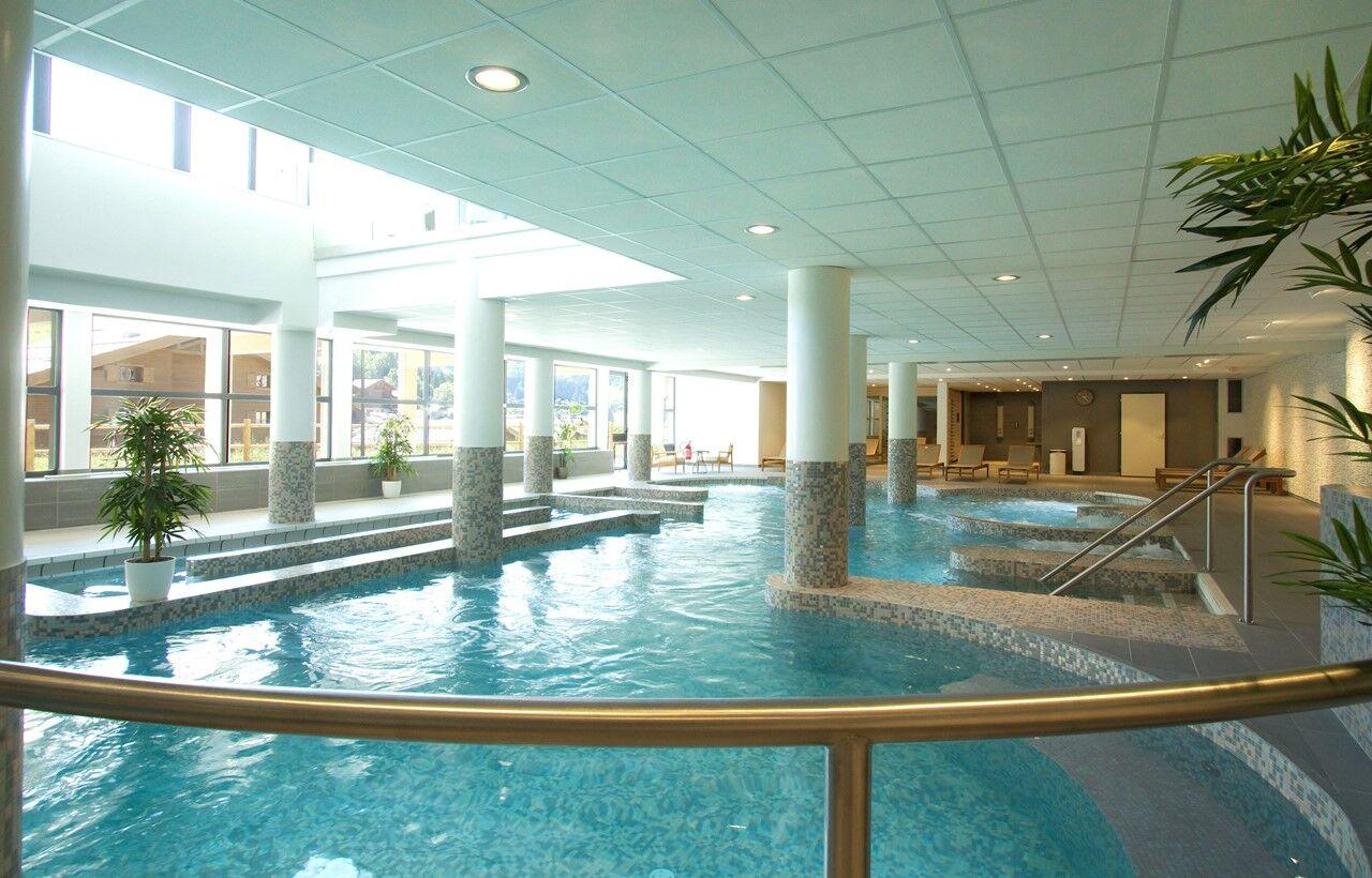 Holiday Rentals In Hotel Northern Alps, Haute Savoie | La Clusaz Odalys  Prestige Hotel Le Chamois
