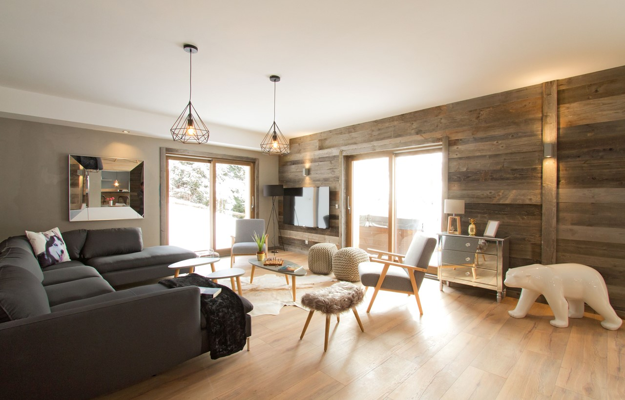 chalet nuance de blanc l alpe d huez odalys. Black Bedroom Furniture Sets. Home Design Ideas