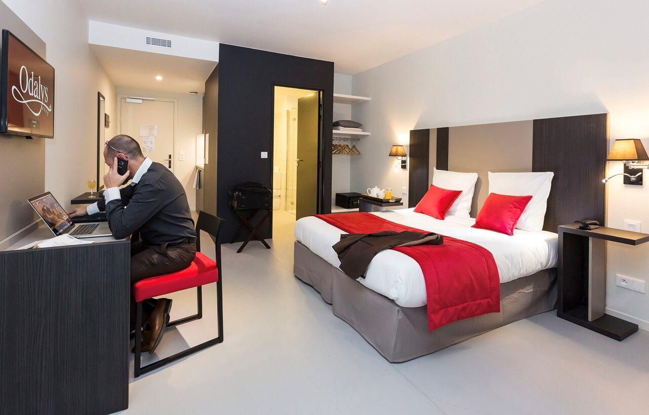 City Rentals Apart U0026 39 Hotel Paris Xvii In Paris