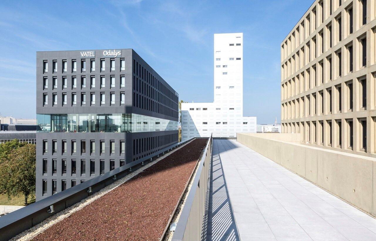 Apartment Residence Odalys Residence Nantes Cite Des Congres Loire