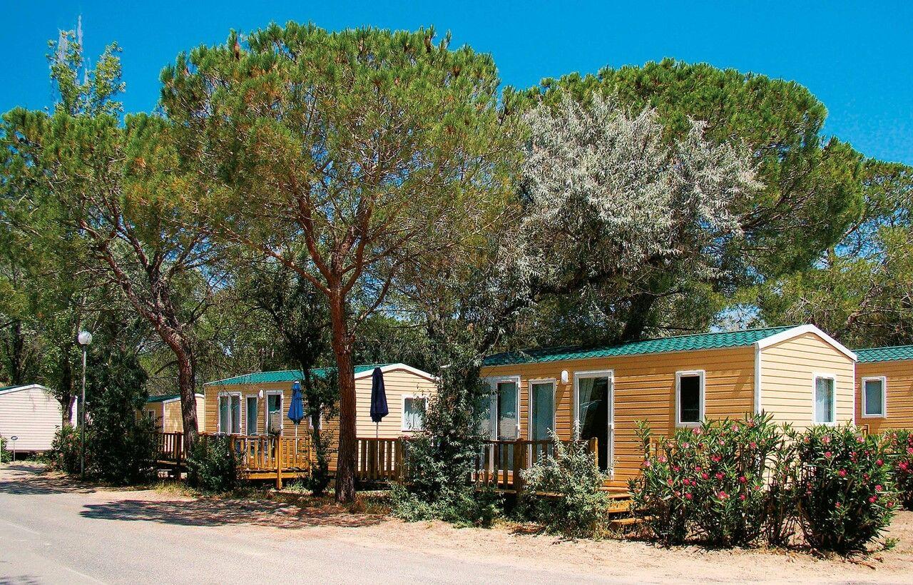 3d2eb75a0c4d Mobile home Odalys Mobile Home Campsite Elysée - Languedoc ...