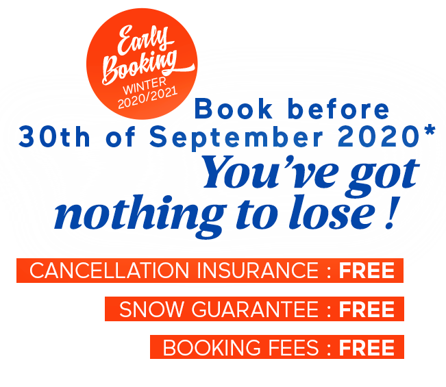 early booking ski