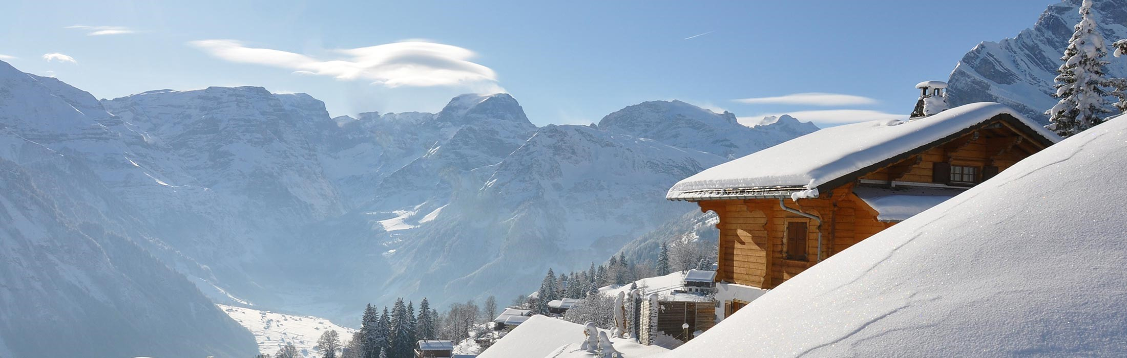 ski chalet holiday rentals