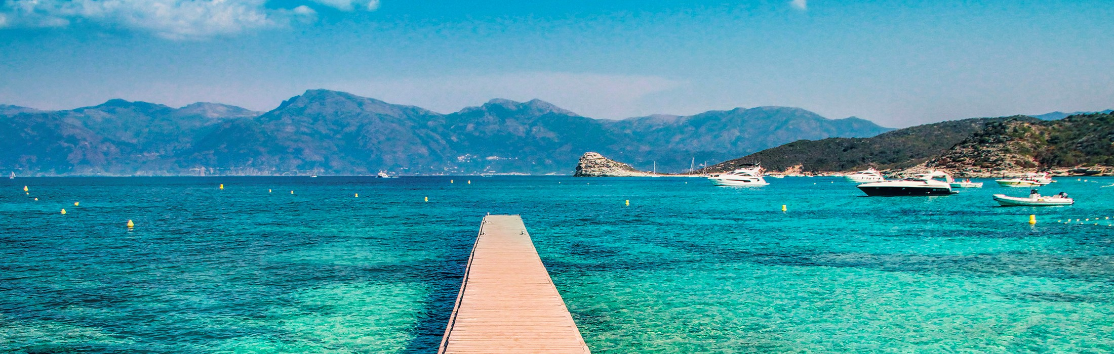 summer holidays in corsica
