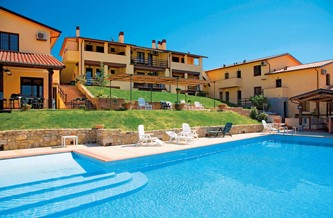 residence vacance en toscane