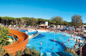 Location Vacances Lido Di Spina   Ravenne   Italie   Domaine Résidentiel De  Plein Air. Campsite On 24 Hectare Grounds With Swimming Pool ...