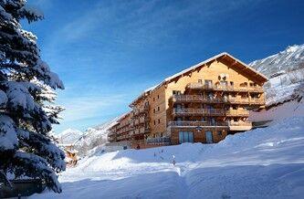 location ski odalys
