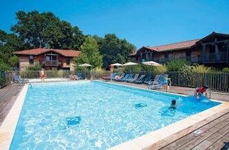 Messanges   Résidence Prestige Odalys Domaine De La Prade : Piscine  Découverte Chauffée. Superb Villas With Private Pool ...