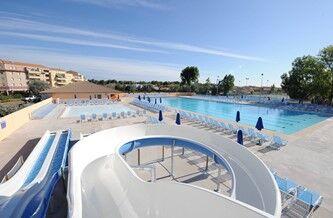 residence vacance avec parc aquatique