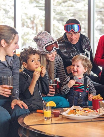 family ski holiday rentals