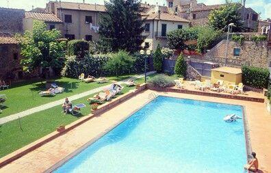 Italie - Toscane - San Donato in Poggio - Résidence La Pieve
