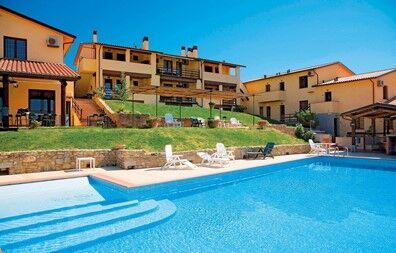 Carte Odalys Italie.Italie Toscane Montespertoli Residence Borgo Filicardo