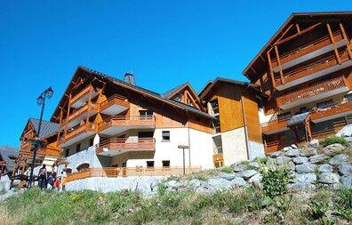 Séjour Alpe d'Huez - Résidence Prestige La Cascade - Les Epinettes