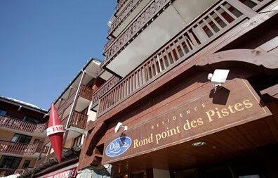 France - Alpes - Tignes - Résidence Le Rond Point des Pistes