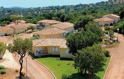 France - Corse - Sainte Lucie de Porto Vecchio - Résidence de Villas San Martinu
