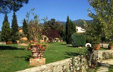 Italie - Toscane - San Donato in Fronzano - Résidence Fattoria degli Usignoli