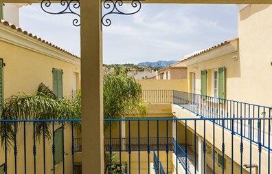 France - Corse - Solenzara - Résidence Les Voiles Blanches